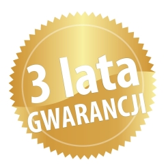 ikona 3 lata gwarancji